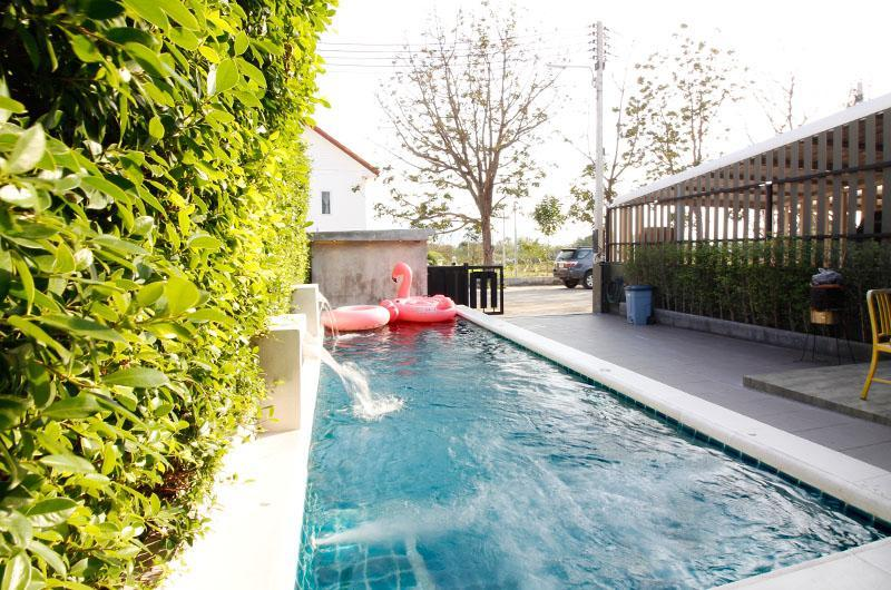 The Fourth Pool Garden Hua Hin
