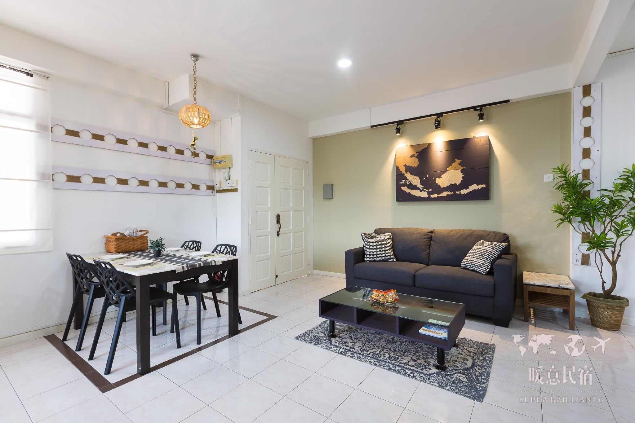 Georgetown Cozy Leisure Home