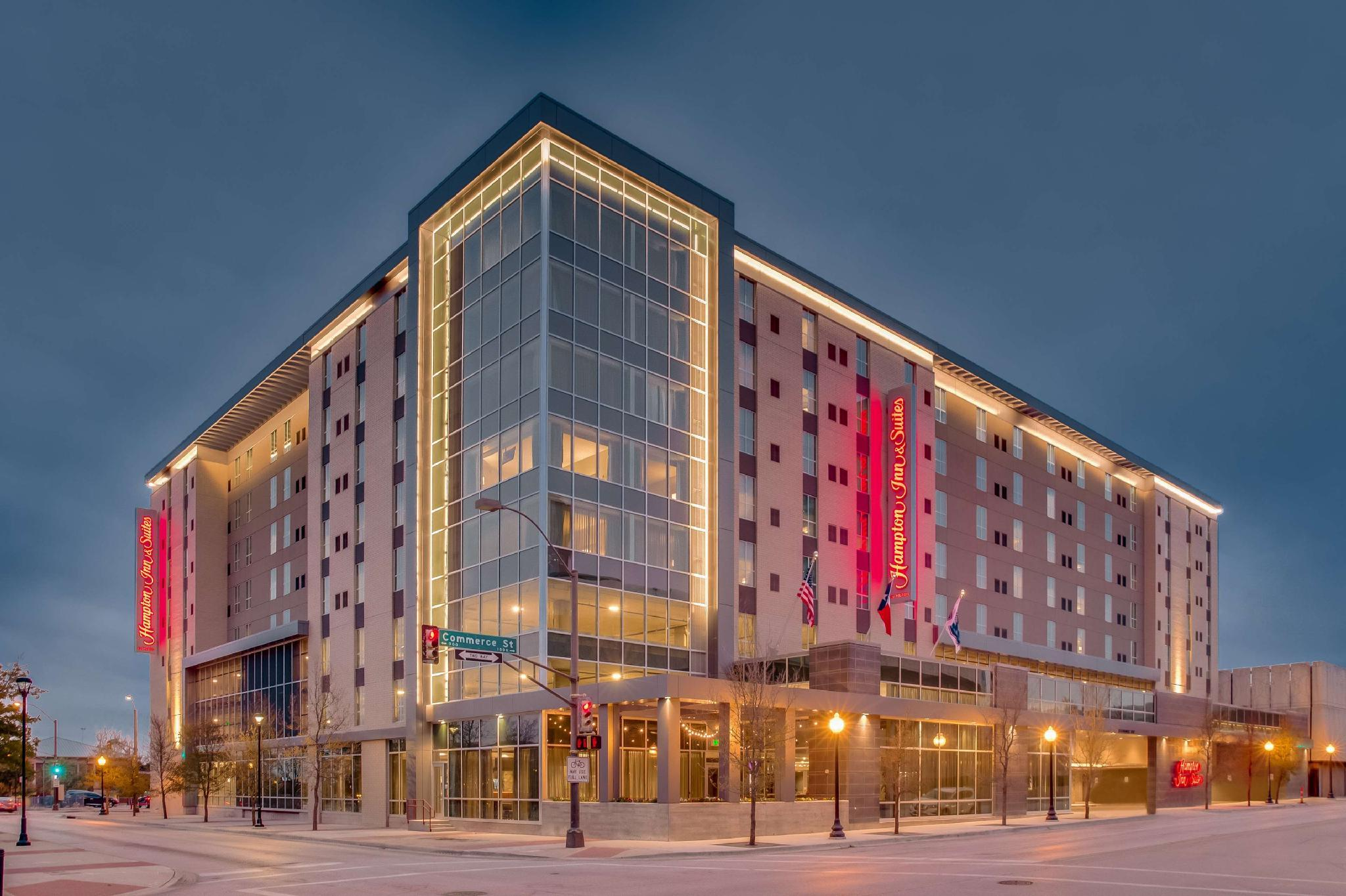 Hampton Inn And Suites Fort Worth Downtown