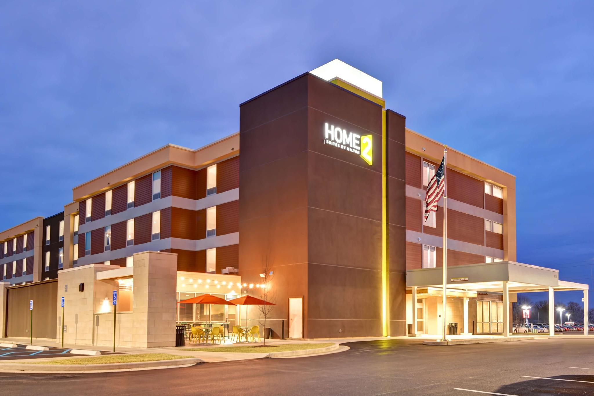 Home2 Suites By Hilton Lafayette