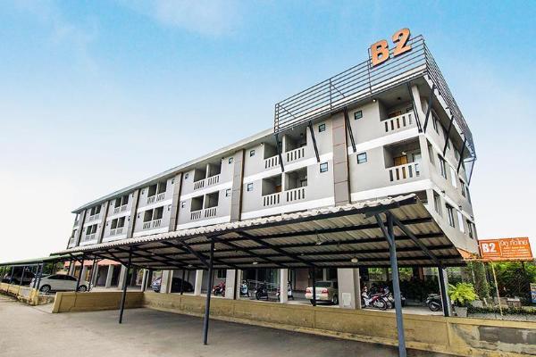 B2 Santitham Hotel - Wat Jed Yod Chiang Mai