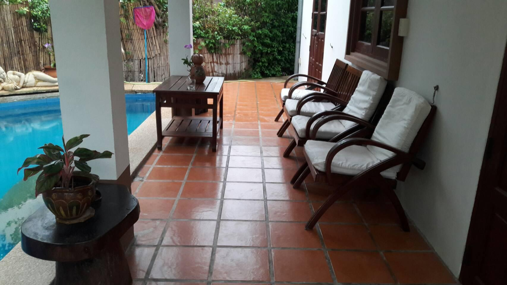 Huahin Cozy Villa Private Pool   4 Persons