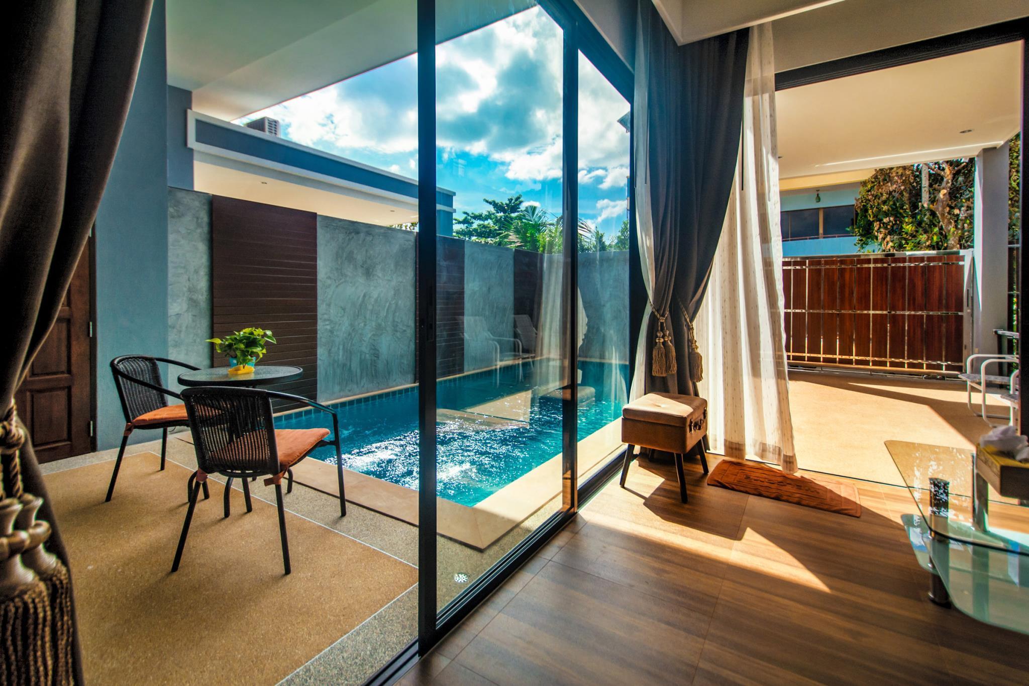 KG Private Pool Villa KG 2