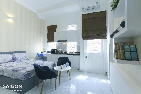 Deluxe Studio Room at Saigon Luxury Home Ho Chi Minh City