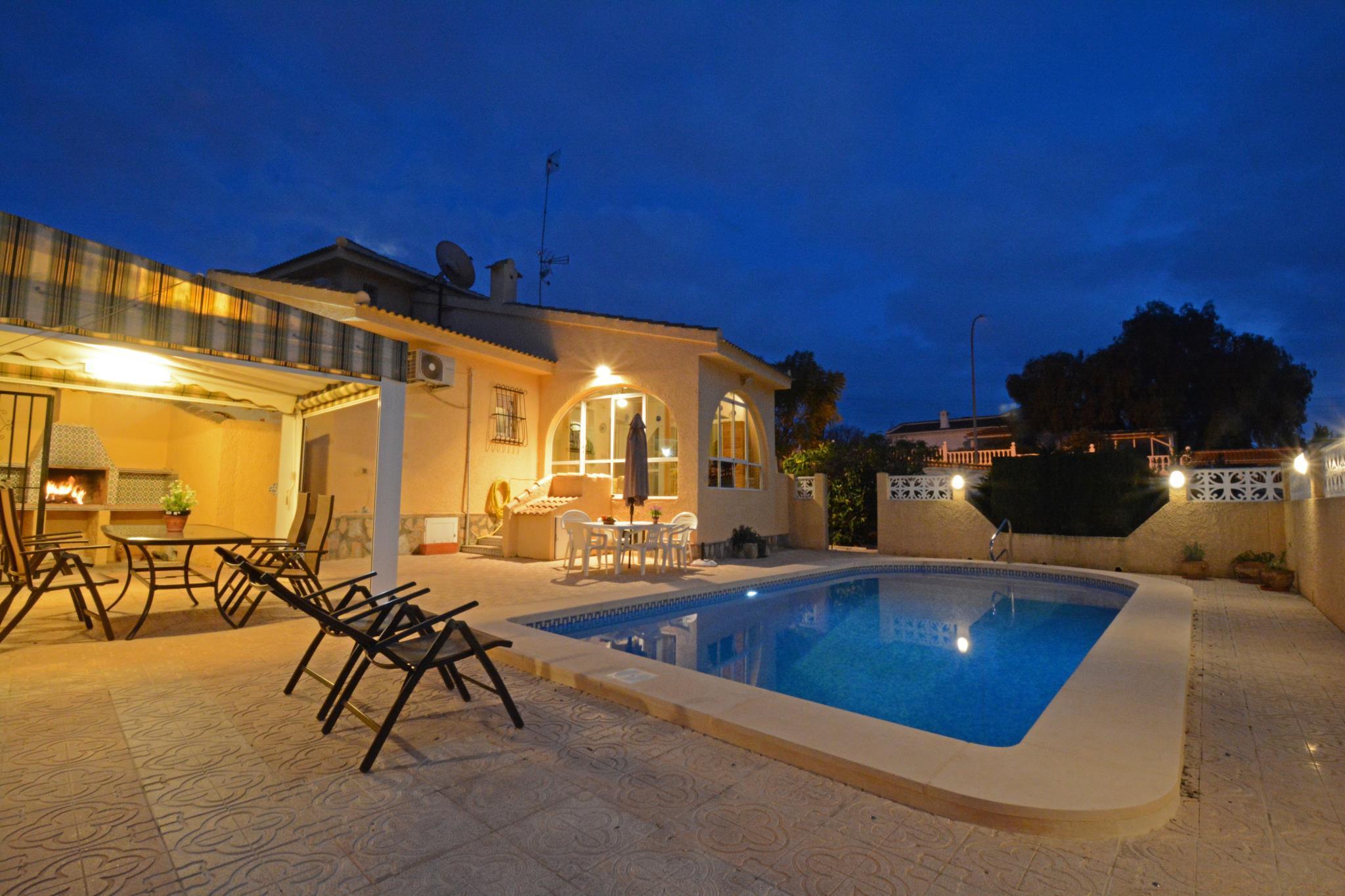 Villa Balea   Large Family Villa With Private Pool