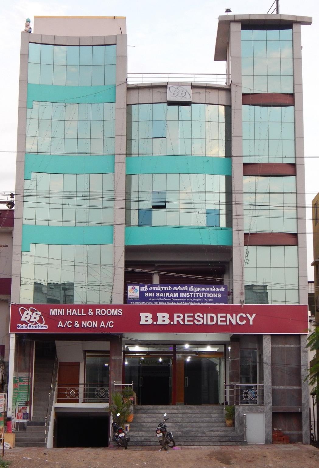 Hotel BB Residency