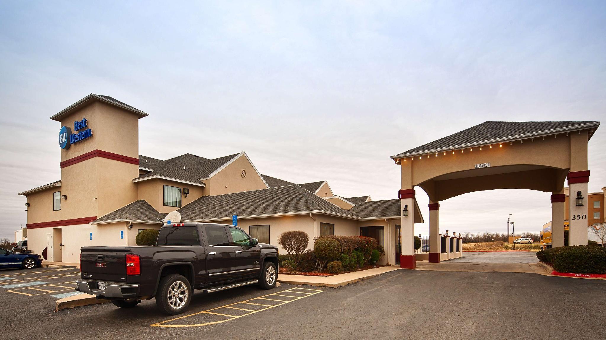 Best Western Abilene Inn And Suites