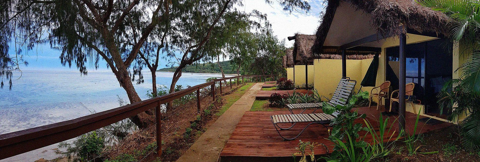Namolevu Beach Bures Accommodation