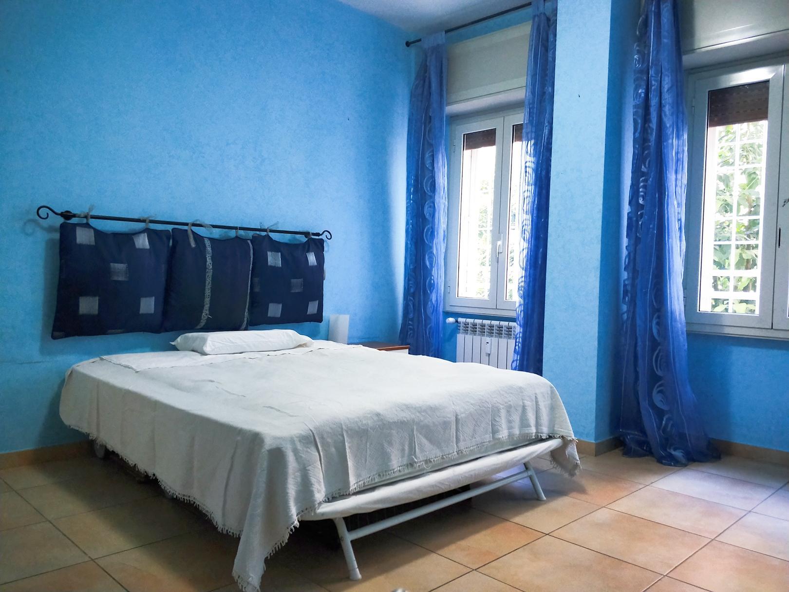 CASA DI ROMA (blu)
