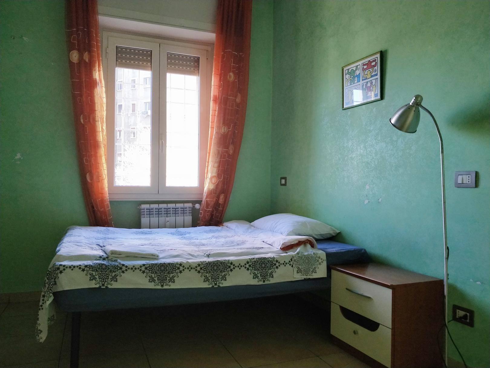 CASA DI ROMA (verde)