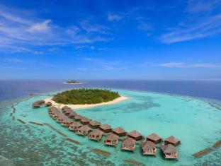 Vakarufalhi Island Resort Maldives Islands - Ariel
