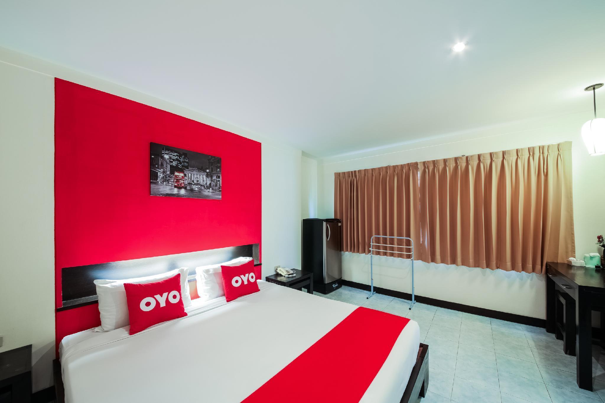 OYO 244 Roar Inn Patong โอโย 244 รอร์ อินน์ ป่าตอง
