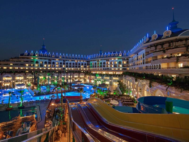 Crystal Sunset Luxury Resort Spa