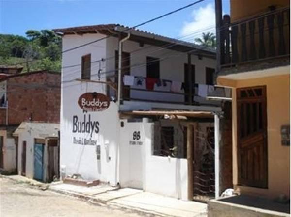Buddy's Hostel E Pousada Itacare