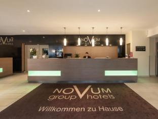 Novum Hotel Aldea Berlin Zentrum बर्लिन - रिसेप्शन