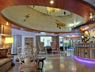 WellCome Hotel Cebu City - Lobi