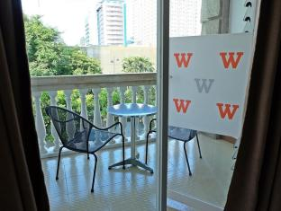 WellCome Hotel Cebu City - Balkon/Teras
