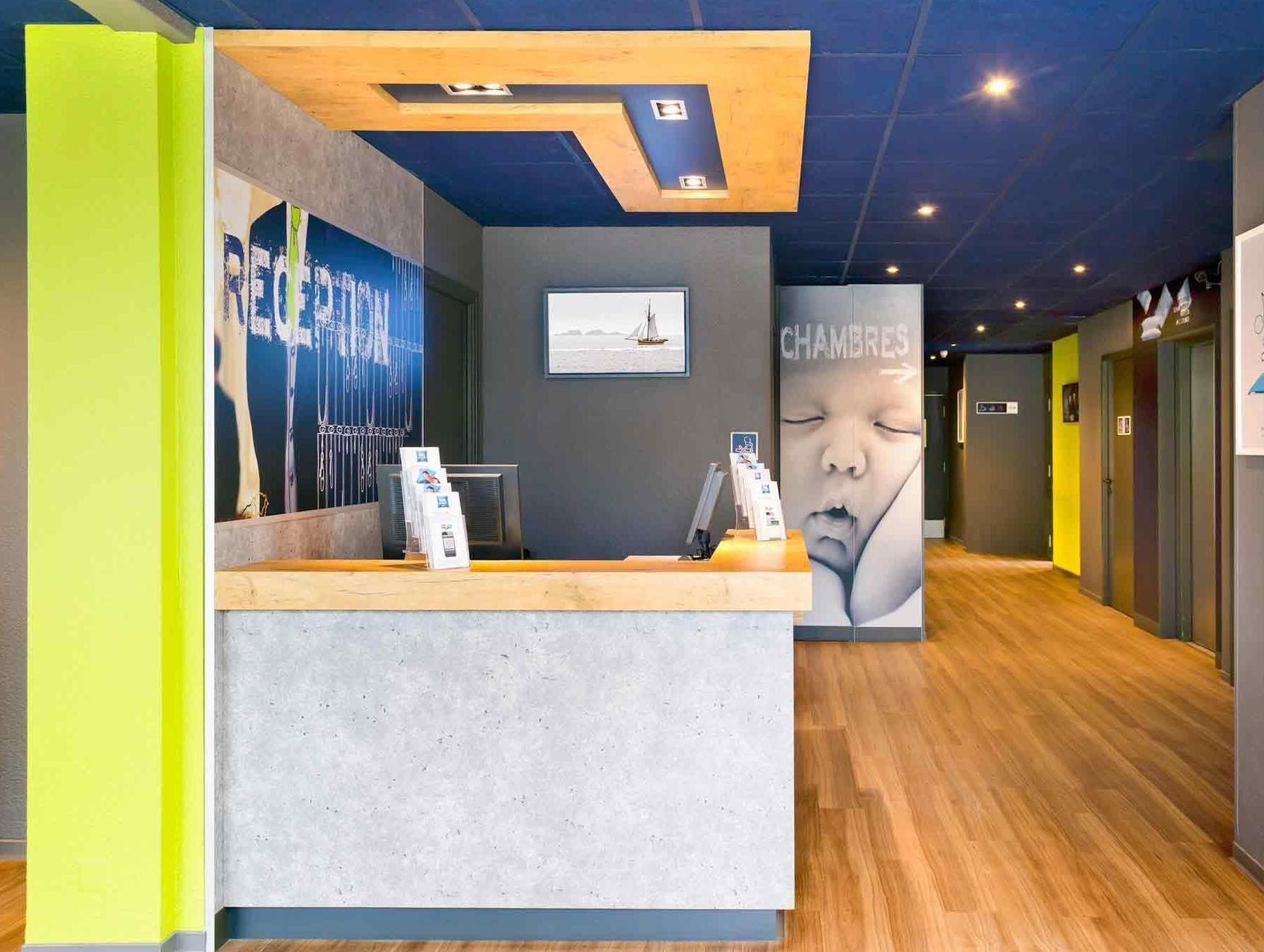 Ibis Budget Saint Malo Centre