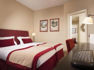 Dei Borgognoni Hotel Rome - Guest Room
