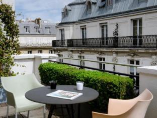 Golden Tulip Opera de Noailles Paris - Balcony/Terrace