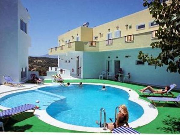 Kaloudis Apartments Crete Island