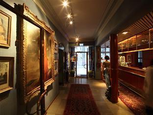 Collector's Lady Hamilton Hotel Stockholm - Reception