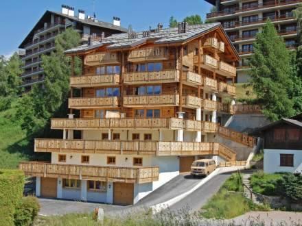 Apartment Les Terrasses Du Paradis 5a