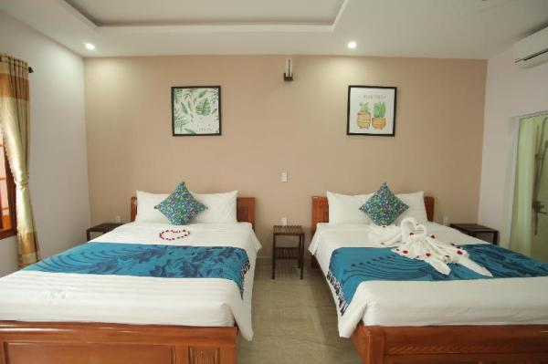 Sea Weed  - Family room 1 - Included breakfast Hoi An