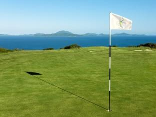 Hamilton Island Beach Club Resort Whitsunday Islands - 18-hole golf course