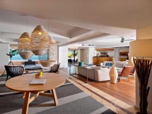 Hamilton Island Beach Club Resort Whitsunday Islands - Beach Club Lounge