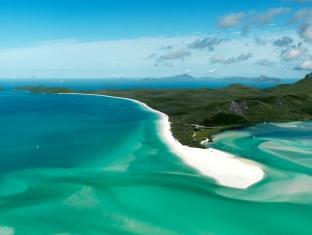 Hamilton Island Beach Club Resort Whitsunday Islands - Whitehaven Beach by Helicopter