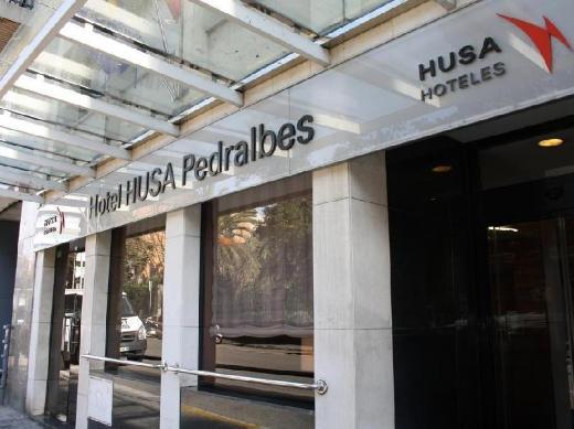 Pedralbes Hotel