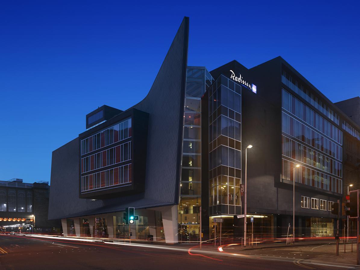 Glasgow Queen Street Station Hotels