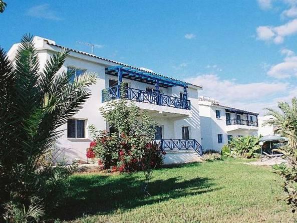 Socrates Apartments