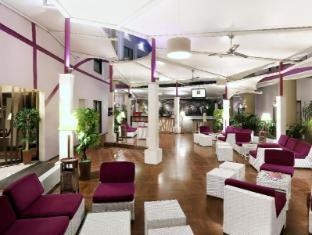 Kuta Central Park Hotel Bali - Lobby Lounge