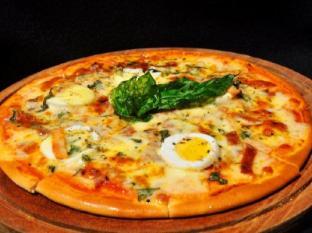 Kuta Central Park Hotel Bali - Pizza Toscana