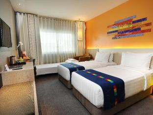 Park Inn by Radisson Davao Davao City - Standard Twin with roll away bed