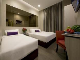 V Hotel Bencoolen Singapore - Gæsteværelse
