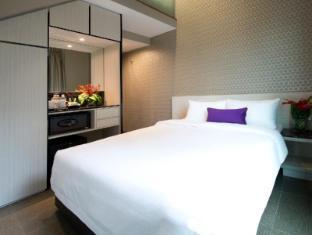V Hotel Bencoolen Сингапур - Стая за гости