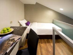 V Hotel Bencoolen Singapura - Quartos