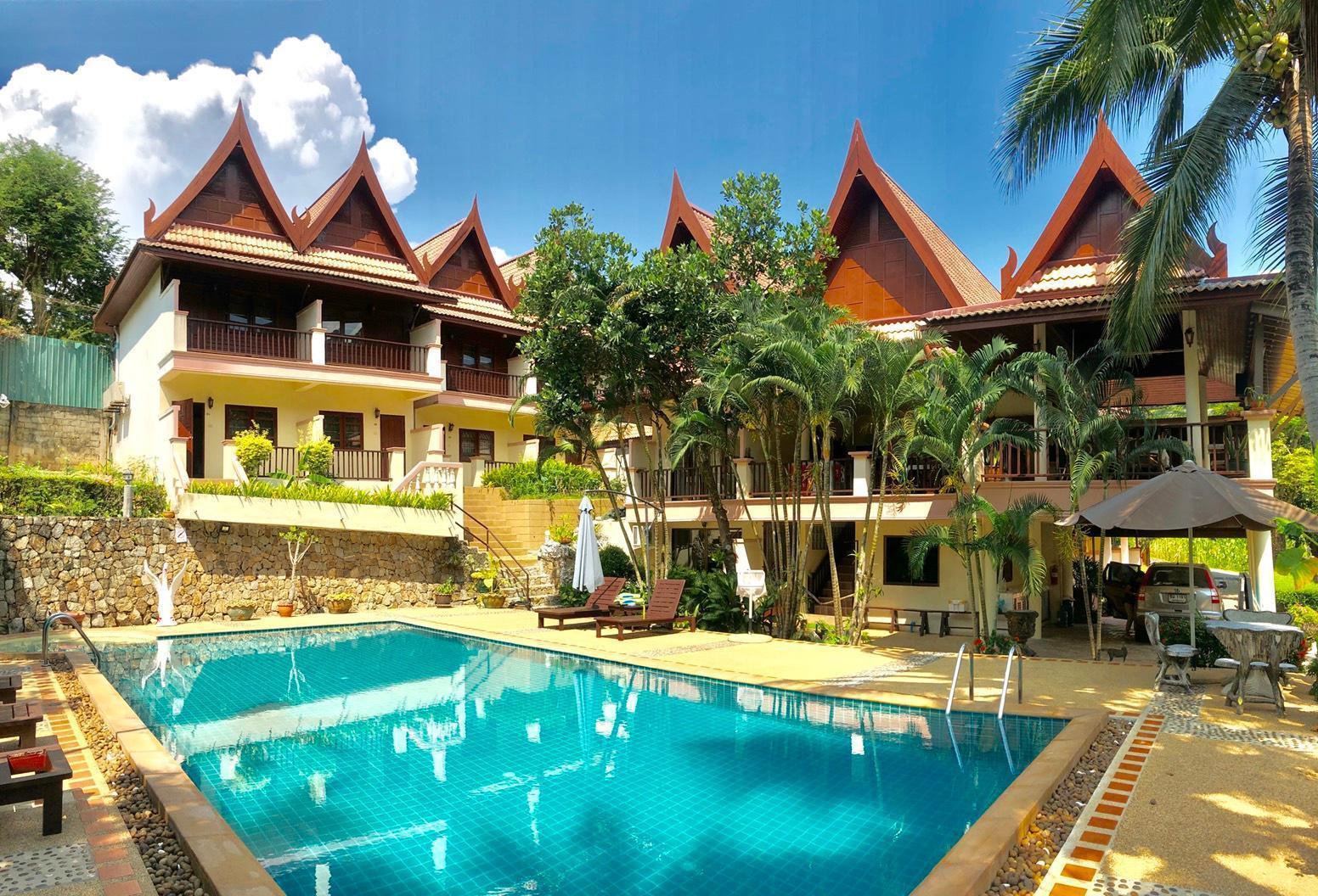 Kata Interhouse Resort อินเตอร์เฮาส์