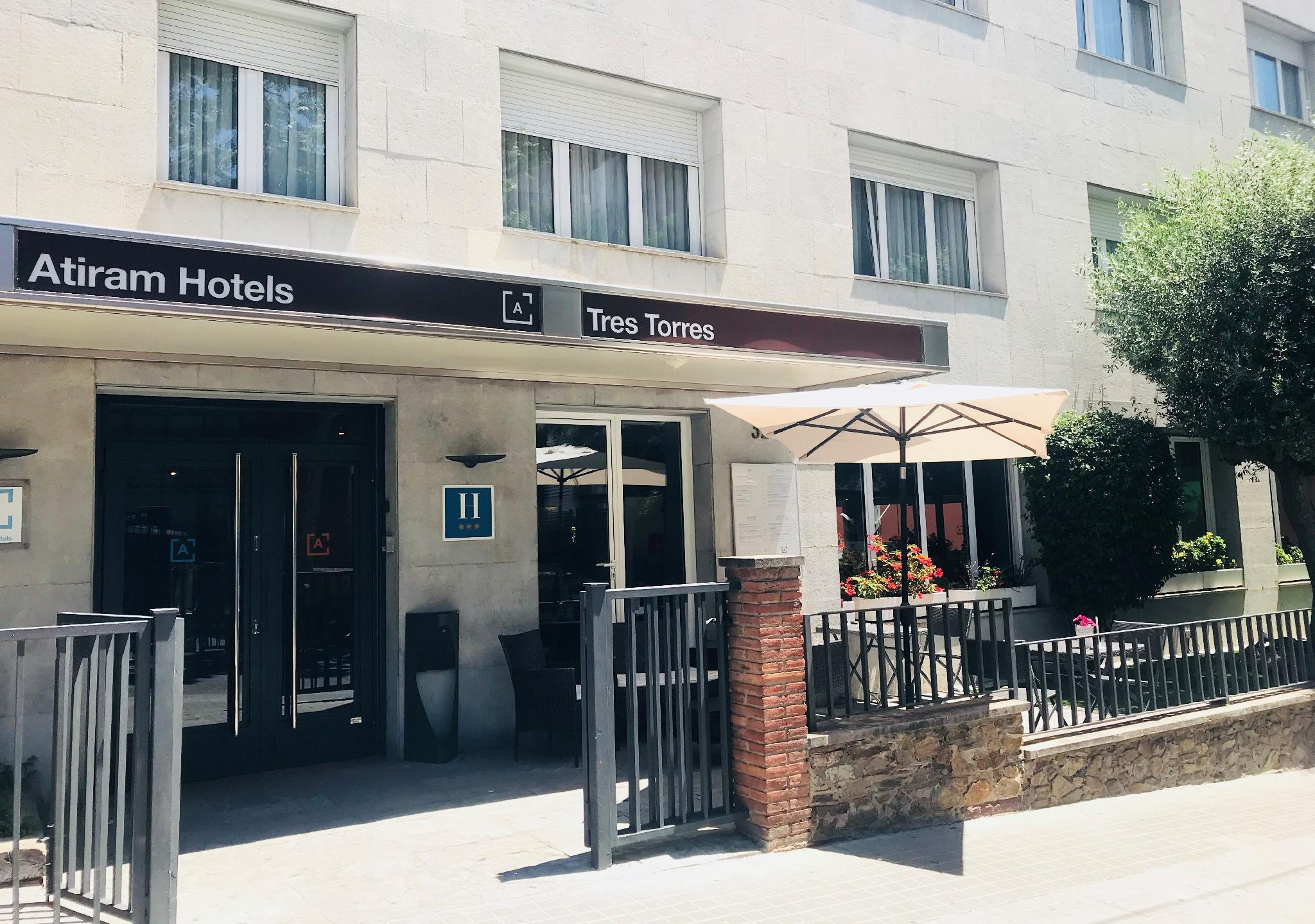 Tres Torres Atiram Hotel