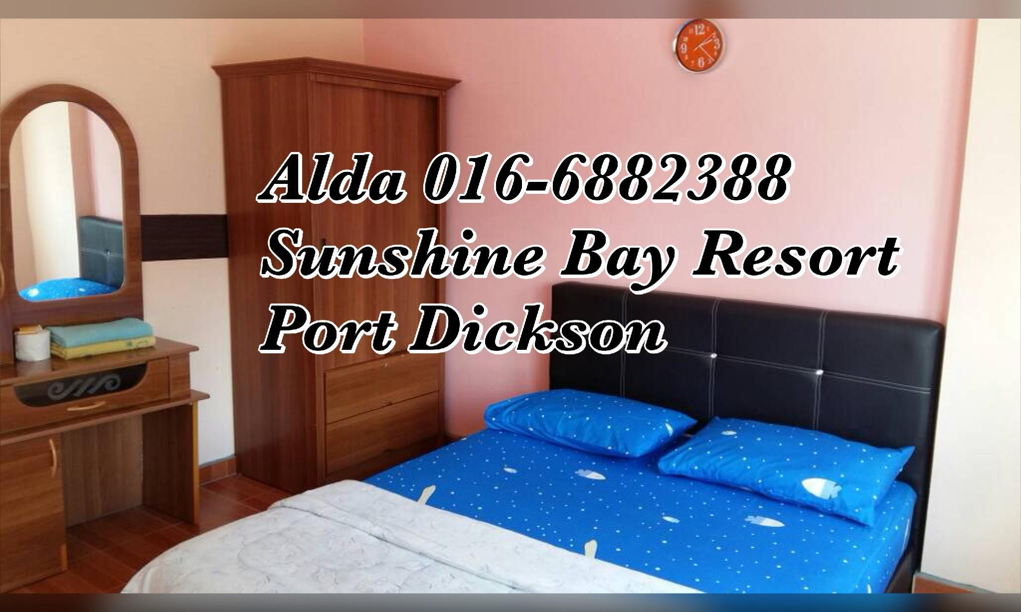 Sunshine Bay Resort Port Dickson  1 Bedroom