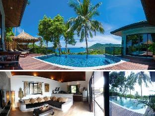 コ タオ Koh Tao Heights Pool Villas