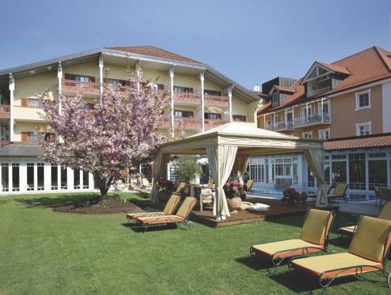 Muhlbach Thermal Spa And Romantik Hotel