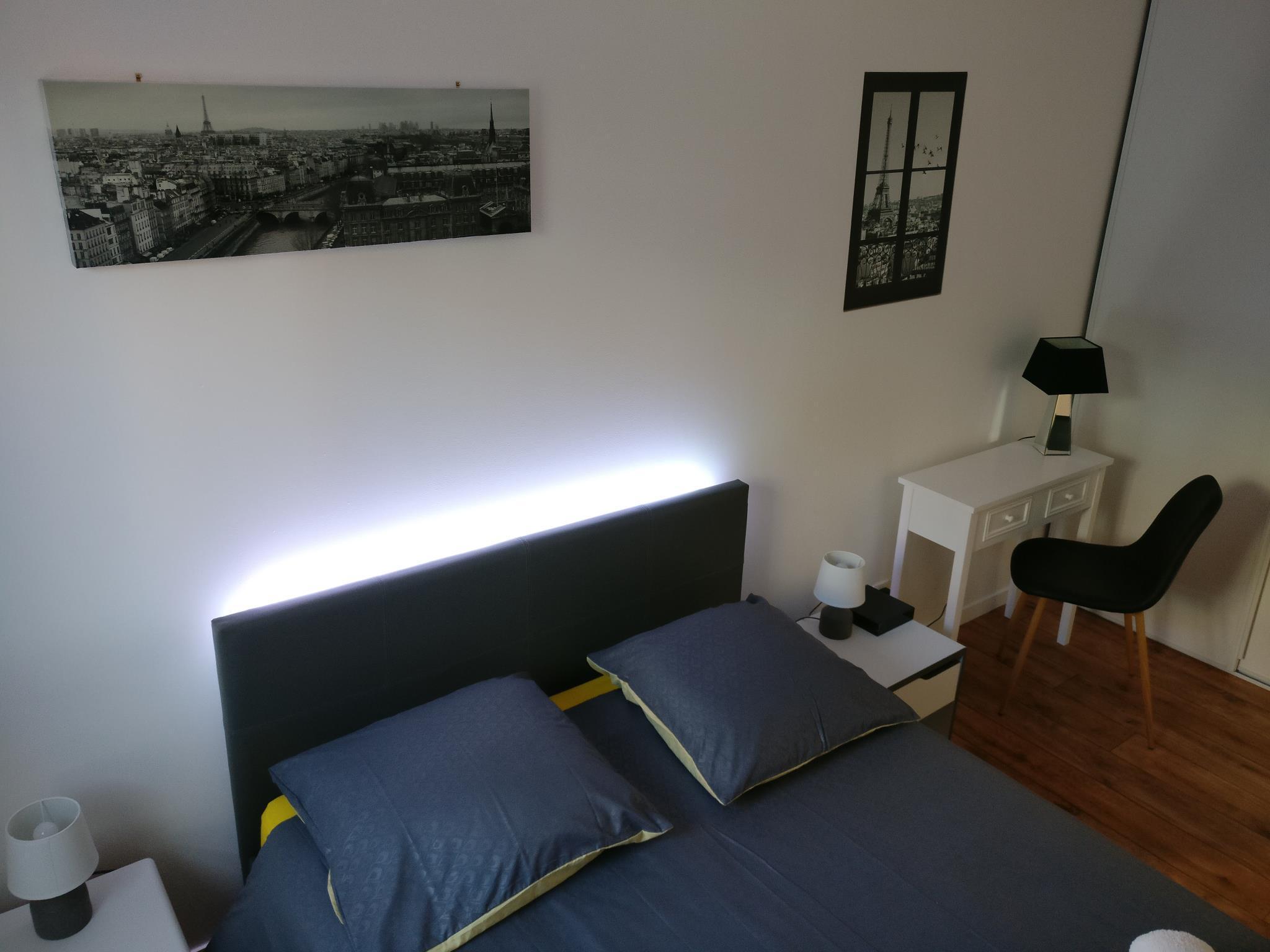 Appartement Confort Paris Disneyland