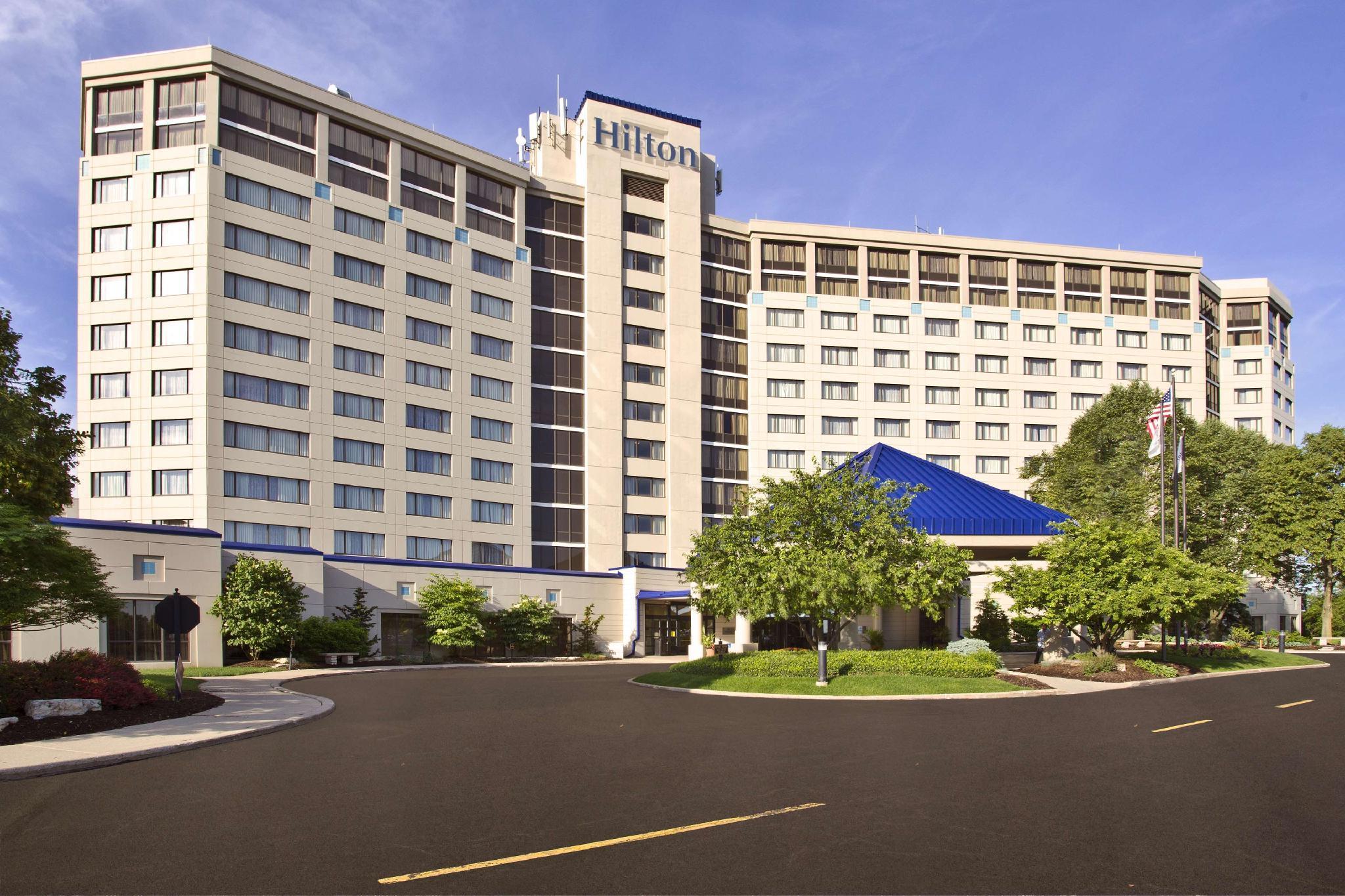 Hilton Chicago Oak Brook Hills Resort And Conference Center