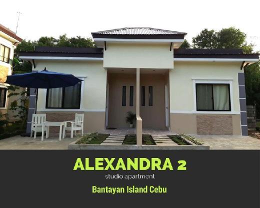Budget studio duplex apartment (Alexandra 2)