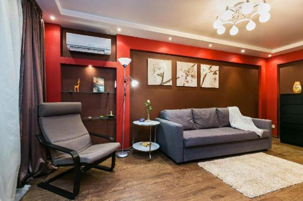Stylish studio in historical centre of Moscow Moscow