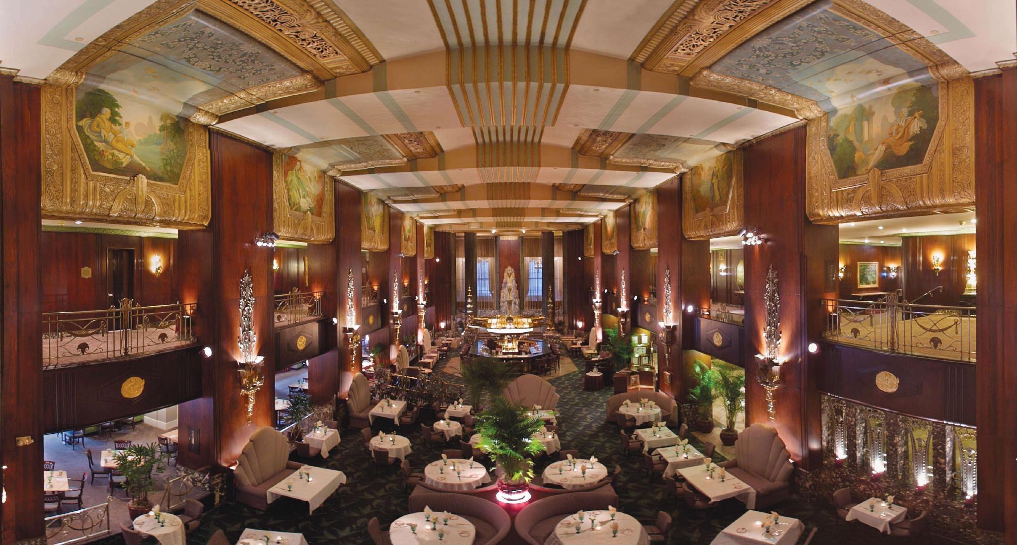 Hilton Netherland Plaza Hotel